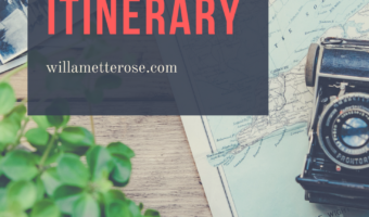 How to Plan your Itinerary